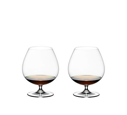 Riedel Vinum 6416/18 Verre à Cognac (Ballon) 2 verres