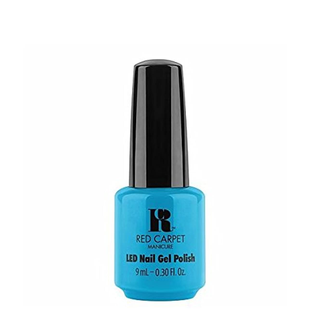 食料品店ケープ赤外線Red Carpet Manicure LED Gel Polish - All About Me - 9 ml / 0.30 oz