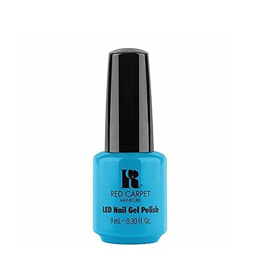 活力びっくり識別するRed Carpet Manicure LED Gel Polish - All About Me - 9 ml / 0.30 oz
