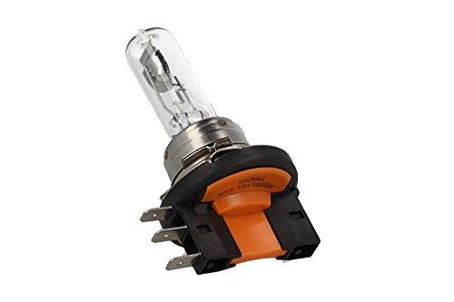 Carall LA1214 - Lámpara halógena H15, 12 V, 55/15 W, PGJ23t-1 64176, recambio para luces diurnas – 1 unidad