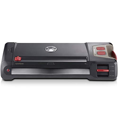 FoodSaver Vacuum Sealer GM710-000 GameSaver Big Game Sealing System,...