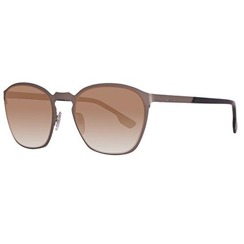 Diesel Sonnenbrille DL0153 5409G Gafas de sol, Marrón (Braun), 54 para Mujer
