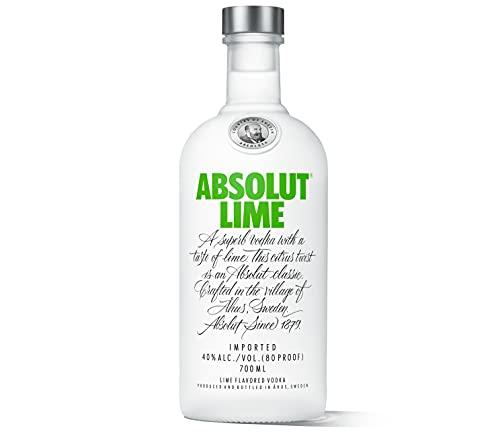 Absolut Lime Vodka , 700 ml