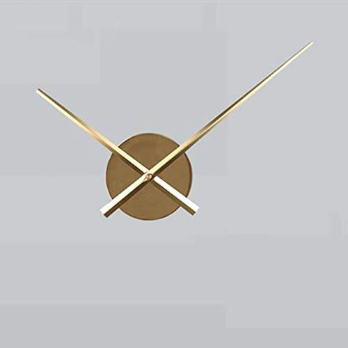 Quarzuhren DIY Uhr Mute Scan Sekunden Bewegung 3D-Uhren Startseite Foto Wanduhr Zubehör Wohnzimmer Dekor Wanduhren