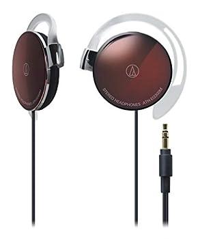 Audio Technica ATH-EQ300M BW Brown | Ear-Fit Headphones  Japan Import