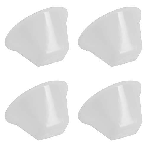 100 piezas nuevo nivelador de baldosas de cerámica herramienta de posicionamiento de alineación de baldosas Ile dispositivo de nivelación y nivelación de pavimentación para la decoración del hogar