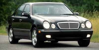 2000 Mercedes Benz E55 AMG, 4 Door Sedan 5.4L ...