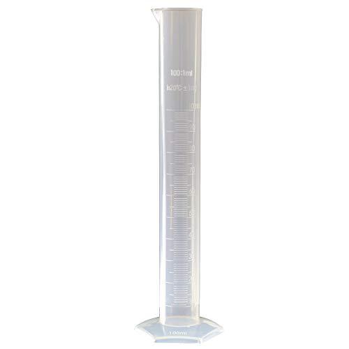 Hidrómetro de cerveza de 100ml, medidas fáciles de leer