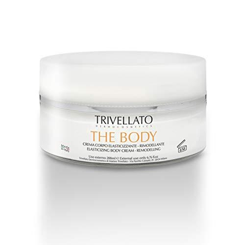 THE BODY by Trivellato Dermocosmetics - crema corpo elasticizzante e rimodellante - Pelli Normali e Secche - contro smagliature