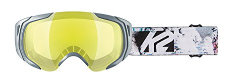 K2 Skis Skibrille PHOTOANTIC DLX Brille, Gray Static Yellow Flash, One Size
