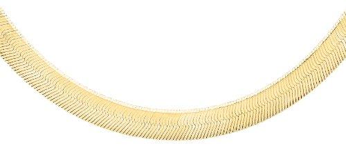 Carissima Gold Collana Unisex in Oro Giallo 9K (375), 51 cm