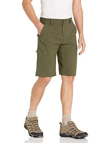 Columbia Herren Sportswear Royce Peak Shorts, Herren, Peat Moss, 40 x 10