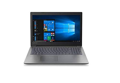 Lenovo IdeaPad 330s (15.6 inch) Notebook AMD Ryzen 3 (2200U) 2.5GHz 4GB 1TB WLAN BT Webcam Windows 10 Home 64-bit (AMD Radeon Vega 3 Graphics) Platinum Grey