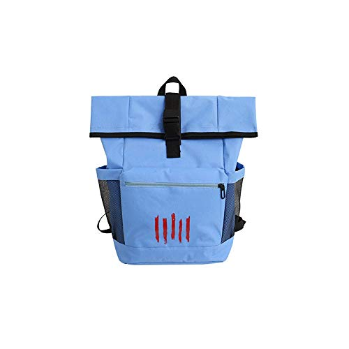 Ys-s Shop customization Outdoor travel couple curling shoulder bag Korean version of the cool cool computer backpack large capacity student computer bag,business leisure sports travel bag,breathable