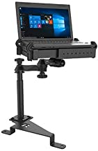 RAM No-Drill Laptop Mount for '17-19 Ford F-Series + More
