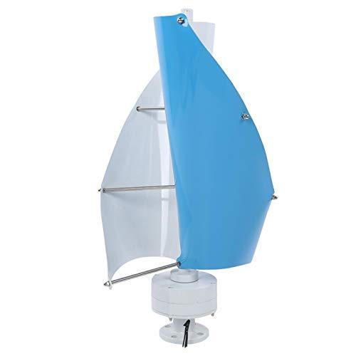 Mittelspannungsausrüstung mit vertikaler Welle, elektrischer Windgenerator, Aluminiumlegierungsklinge für die Mittelladeausrüstung für Haushalts-Batterieladeindustrie(24V)