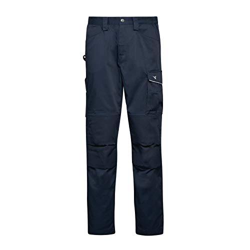 Utility Diadora - Pantalone da Lavoro Pant Rock Stretch Performance per Uomo (EU L)