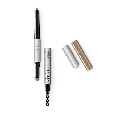 KIKO Milano Eyebrow Multitasker 3-In-1 - 01   Perfecteur De Sourcils 3 En 1