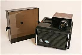 Bell & Howell Slide Cube System II Projector RF60