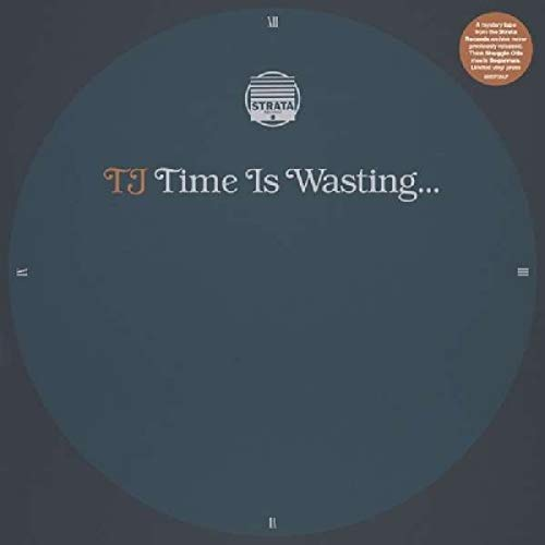 Time Is Wasting [Disco de Vinil]