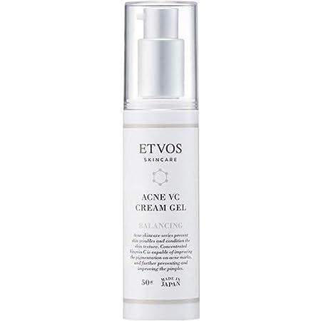 ETVOS 医薬部外品 ニキビ用美容液 薬用 アクネVCクリームジェルⅠ 50g 大人ニキビ ビタミンC誘導体 VC-IP 美白 ヒト型セラミド