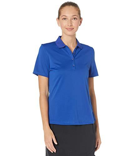 Callaway Solid Swing Tech Short Sleeve Golf Polo Shirt, Mazarine Blue, X Large