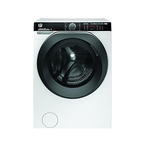 Hoover H-WASH&DRY 500 HDPD696AMBC/1-S Waschtrockner/Waschen 9 kg/Trocknen 6 kg/Smarte Bedienung mit Wi-Fi + Bluetooth/ActiveSteam: Dampf-Funktion/Power Care System