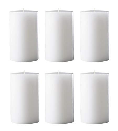 Candele aromatiche aromatiche profumate al Kamasutra altamente profumate per la casa Candele aromatiche a lunga combustione Aromaterapia Set regalo (confezione da 6) (diametro 2,5 'x 2')