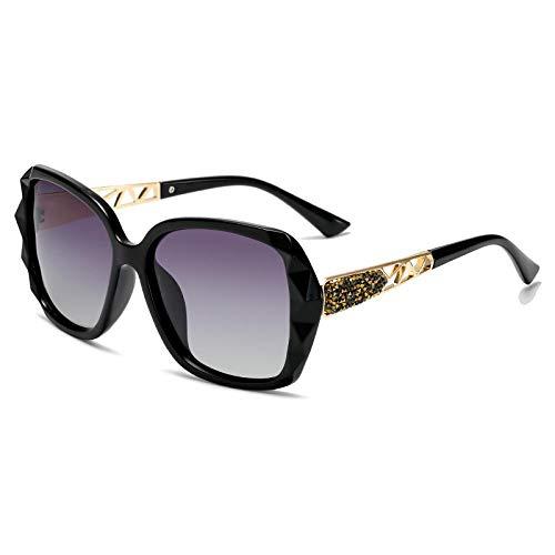 Sunglasses Gafas De Sol De Moda para Mujer Diseño De Marca Gafas De Sol Vintage para Mujer Gafas De Sol Mujer Uv400 Sombras 01