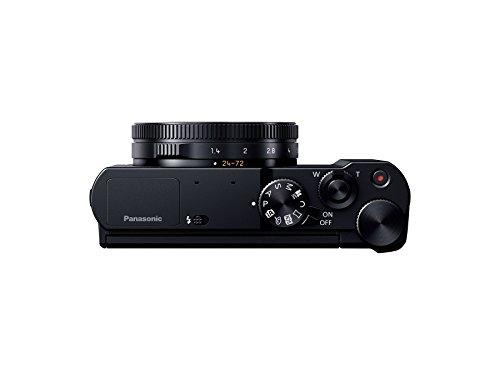 パナソニックコンパクトデジタルカメラルミックスLX91.0型センサー搭載4K動画対応ブラックDMC-LX9-K