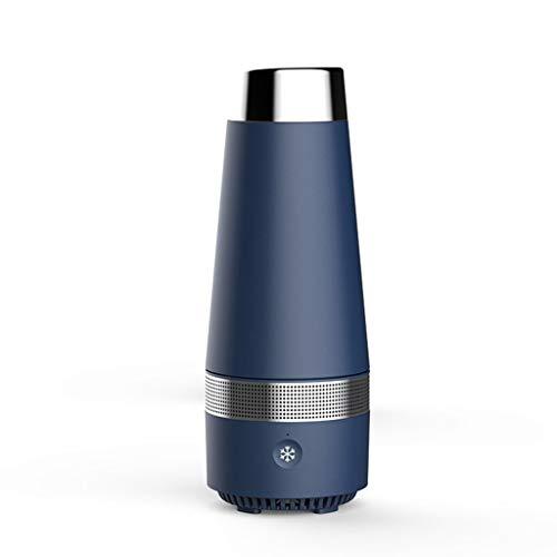 EMOOJOO Enfriador de Botellas electrónico, Interfaz USB Enfriamiento rápido Interruptor Inteligente de una tecla...