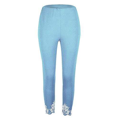 CHIYEEE vrouwen Leggings herfst lente elastische broek stretchy panty voor meisjes dames S-5XL