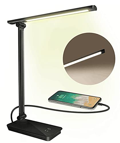 SaponinTree LED Schreibtischlampe