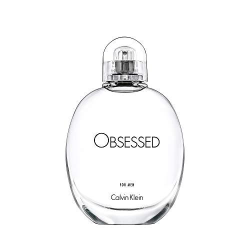 Calvin Klein, Agua de colonia para mujeres - 125 ml.