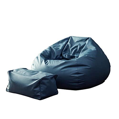 LuoMei Bean Bag Sofá Perezoso con Pedal Mango Conveniente Tela Técnica Desechable Bolsa sin Costuras Cambio Adecuado para Niños Y Mujeres Embarazadas Envío Gratis Cepillo Adhesivo