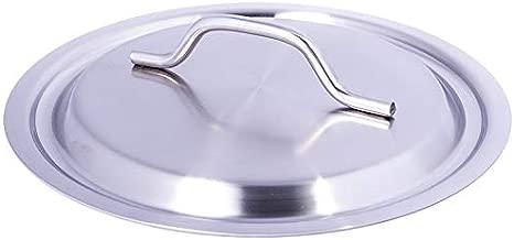 Steel saucepan lid only (28 CM)