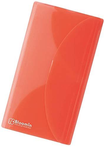 リヒトラブ チケットホルダー Bloomin ブルーミン F-7734 (3 ホビーレッド) 【× 2 パック 】