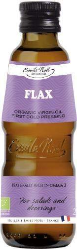Emile Noel | Organic Flaxseed Oil | 2 x 250ml