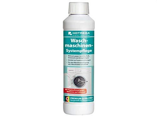 Hotrega H110290 Waschmaschinenzubehör/Waschmaschinen Systempflege, 250 ml