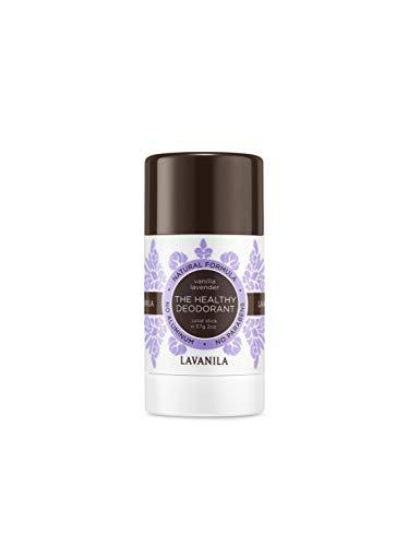 Lavanila - The Healthy Deodorant. Aluminum-Free, Vegan, Clean, and Natural - Vanilla Lavender 2 oz