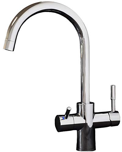 3-weg waterkraan LED GAMMA keukenkraan keuken wastafelarmatuur osmose-installatie