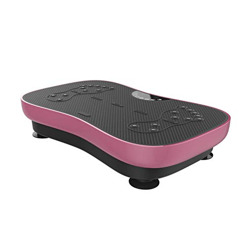ZXL Vibratieplaat voor fitness, intelligent, multimodi, laag lawaai, krachtig, vetverbranding, fitnessapparaat voor de voet, Shiatsu-massageapparaat