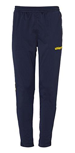 uhlsport Score Track Pantalon Homme Pantalon Homme Marine/Fluo Jaune FR : 2XL (Taille Fabricant : XXL)