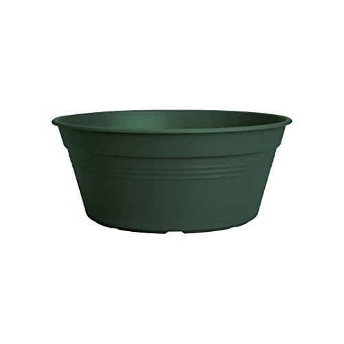 3 stuks Bloempot Green basics schaal 33cm blad groen elho