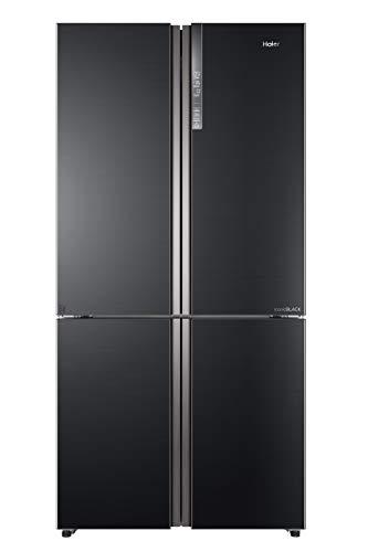 Haier HTF-610DSN7 Side-by-Side/A++/ 190 cm Höhe/ 343 kWh/Jahr/ 430 L Kühlteil/ 180 L Gefrierteil/T-Door/ Icemaker