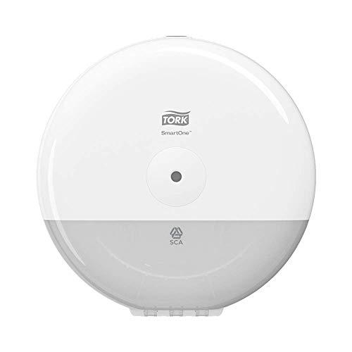 Tork SmartOne Mini Toiletpapier Dispenser Kunststof Wit T9