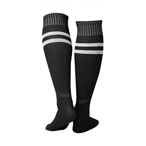 73JohnPol 1 Paar Sportsocken Knie Legging Strümpfe Fußball Baseball Fußball Over Knee Knöchel Männer Frauen Socken