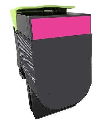 pas cher un bon Compatible avec les cartouches de toner magenta en vrac LEXMARK CX310 CX310DN CX310NCX410…