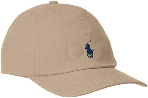 Polo Ralph Lauren Kids Boy's Classic Cap (Big Kids) Classic Khaki 8-20 (Big Kids)