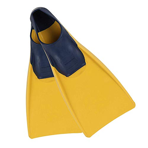 U.S. Divers Sea Lion Jr Fin (Yellow/Blue, Size- 9-12)